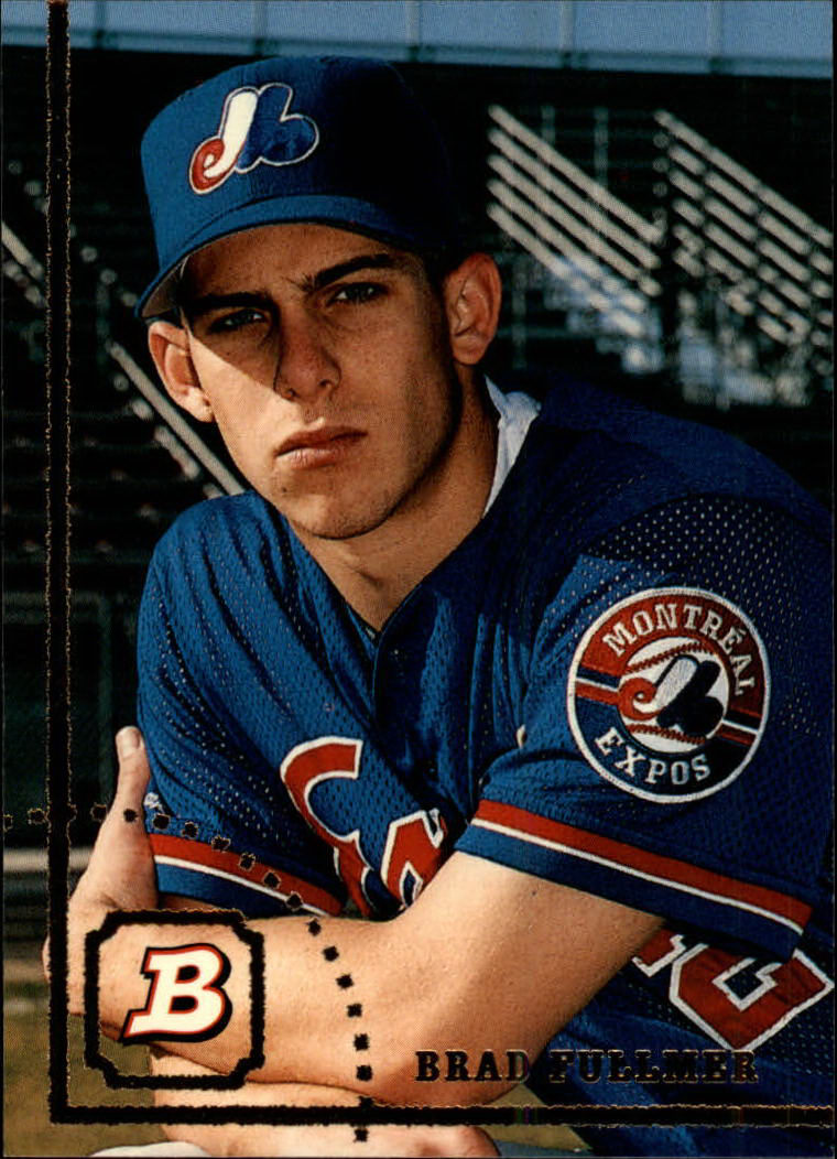1994 Bowman #76 Brad Fullmer RC