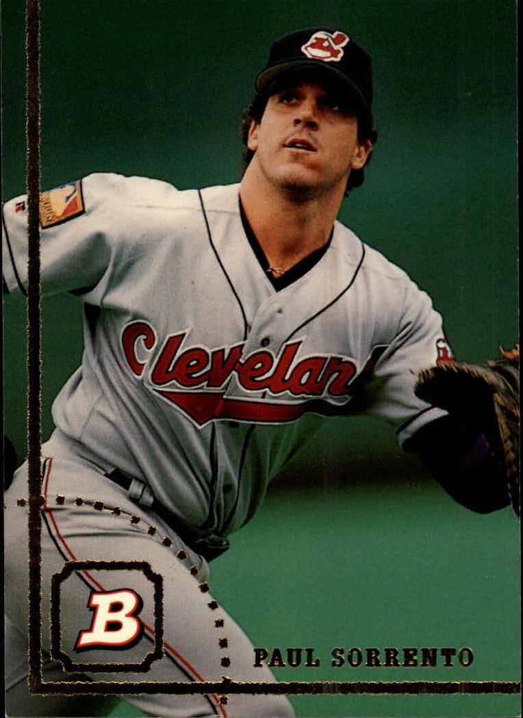 1994 Bowman #83 Paul Sorrento