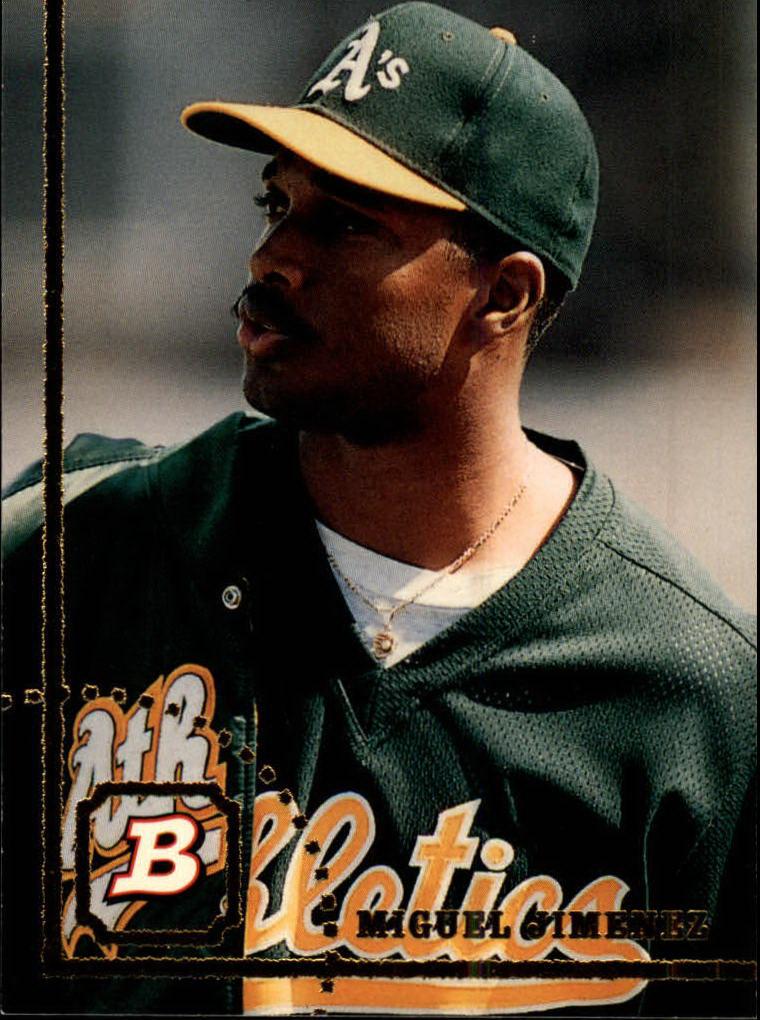 1994 Bowman #108 Miguel Jimenez