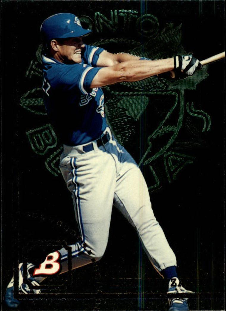 1994 Bowman #380 Alex Gonzalez FOIL