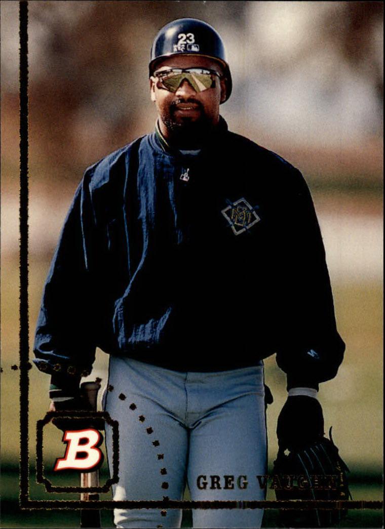 1994 Bowman #449 Greg Vaughn