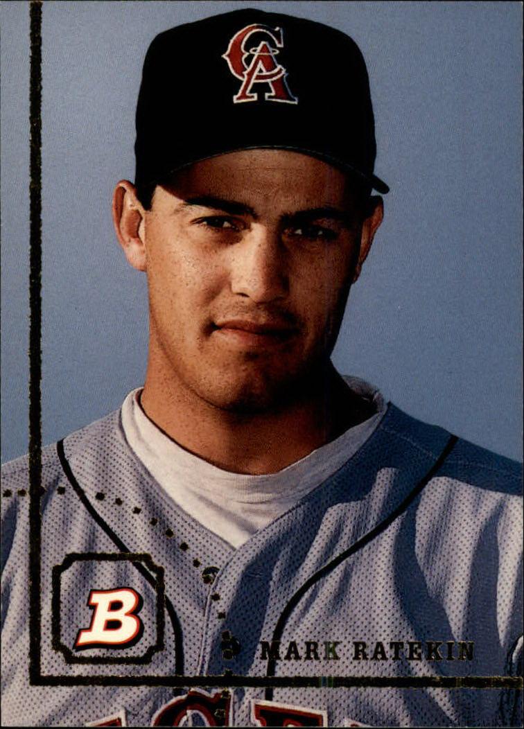 1994 Bowman #647 Mark Ratekin