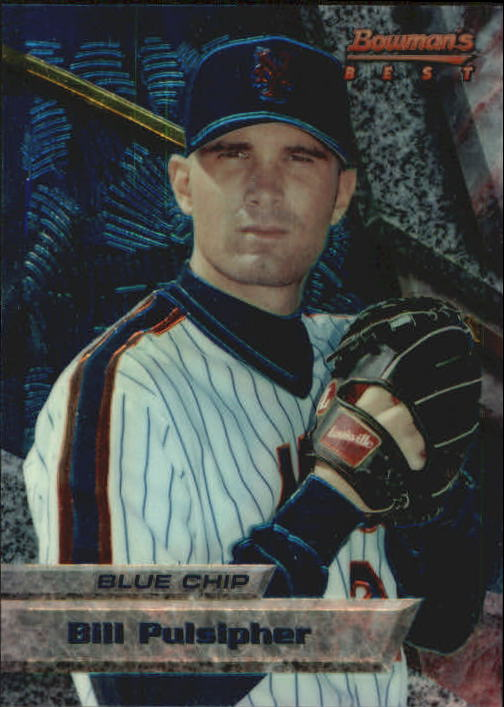 1994 Bowman's Best #B3 Bill Pulsipher