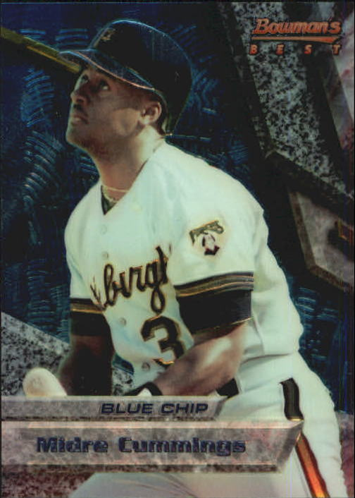 1994 Bowman's Best #B7 Midre Cummings