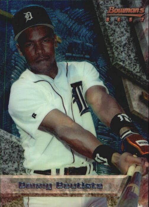 1994 Bowman's Best #B16 Danny Bautista