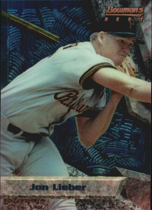 1994 Bowman's Best #B18 Jon Lieber