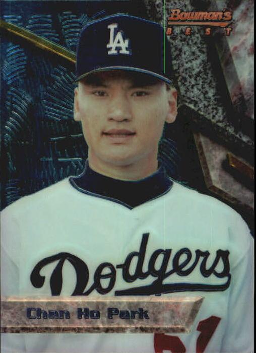 1994 Bowman's Best #B25 Chan Ho Park RC