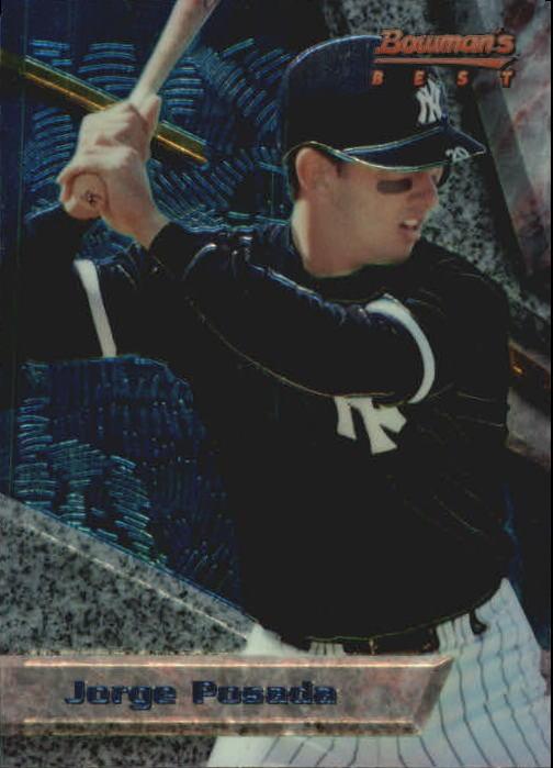 1994 Bowman's Best #B29 Jorge Posada RC