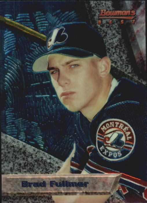 1994 Bowman's Best #B55 Brad Fullmer RC