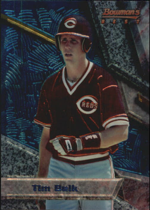 1994 Bowman's Best #B57 Tim Belk RC