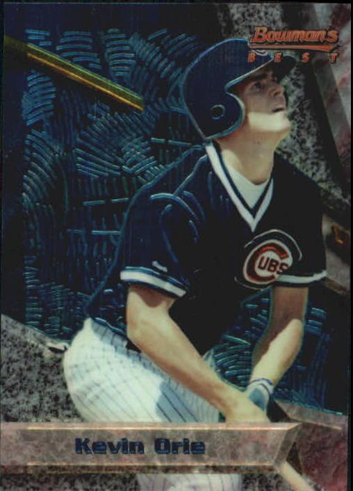 1994 Bowman's Best #B71 Kevin Orie RC
