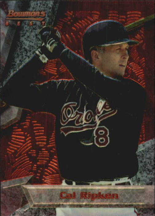 1994 Bowman's Best #R71 Cal Ripken