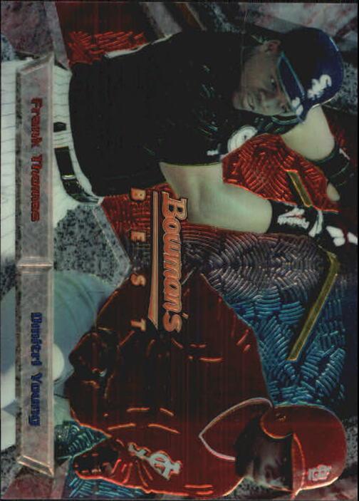 1994 Bowman's Best #X91 F.Thomas/D.Young