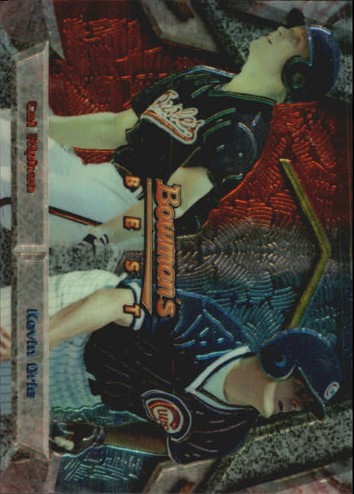 1994 Bowman's Best #X94 C.Ripken/K.Orie