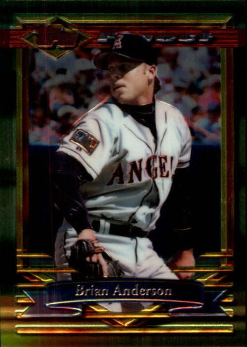 1994 Finest #304 Brian Anderson RC