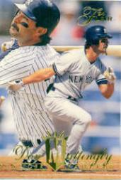 1994 Flair #84 Don Mattingly
