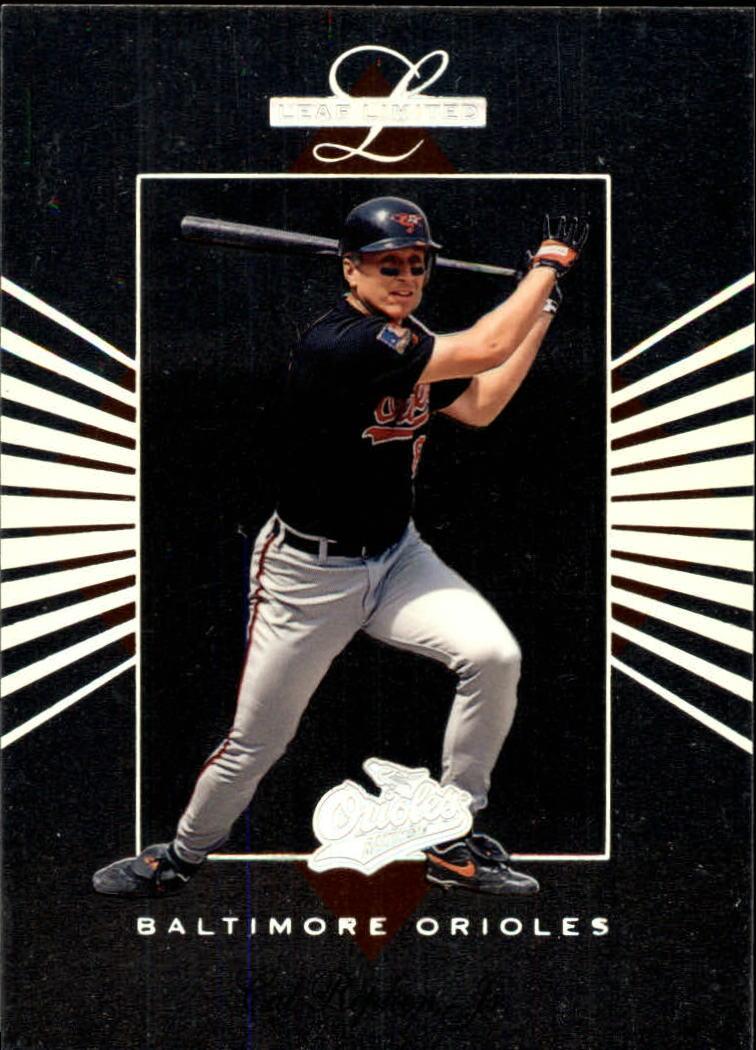 1994 Leaf Limited #5 Cal Ripken