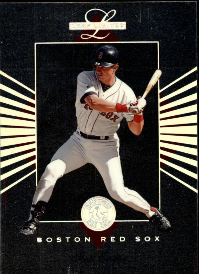 1994 Leaf Limited #8 Scott Cooper