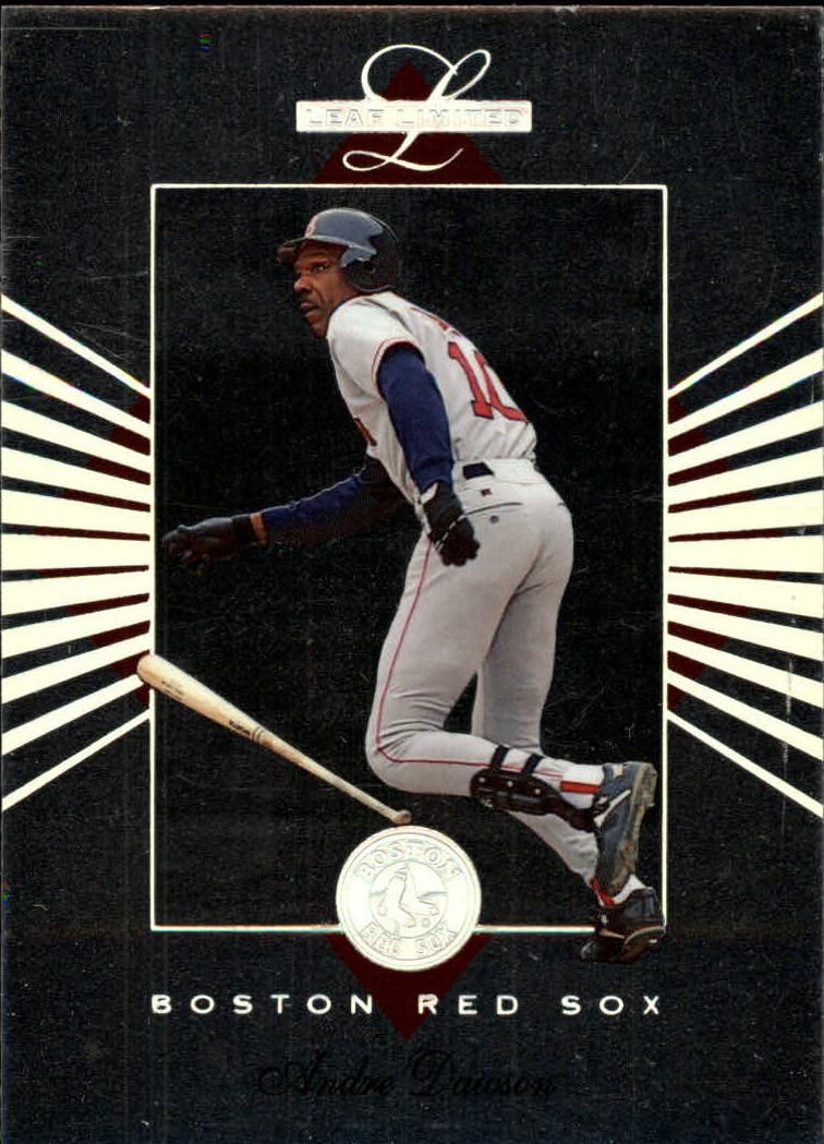 1994 Leaf Limited #9 Andre Dawson