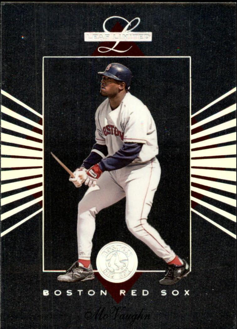 1994 Leaf Limited #12 Mo Vaughn