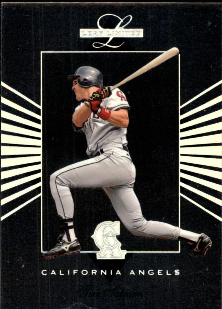 1994 Leaf Limited #18 Tim Salmon