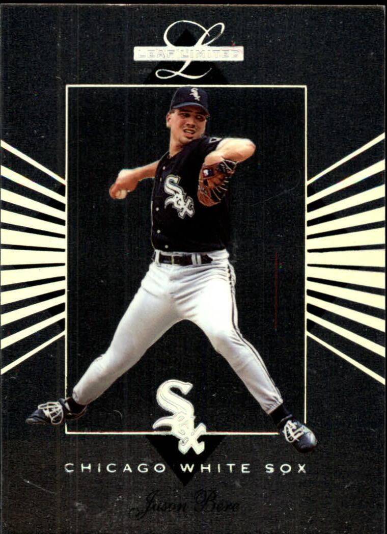 1994 Leaf Limited #20 Jason Bere