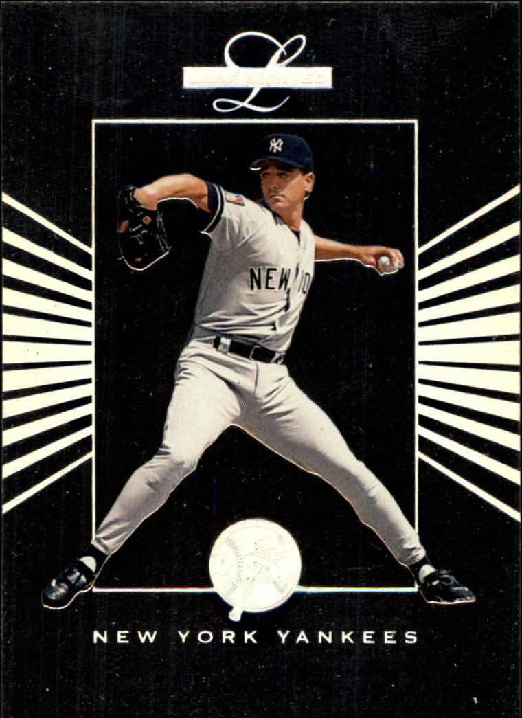 1994 Leaf Limited #55 Jimmy Key