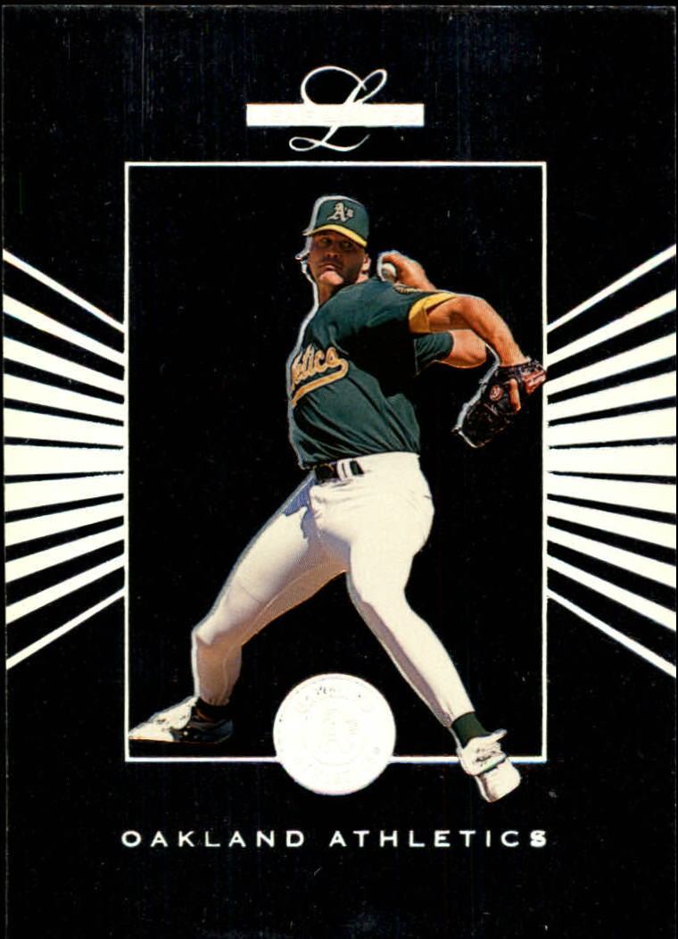 1994 Leaf Limited Rookies #22 Mark Acre RC