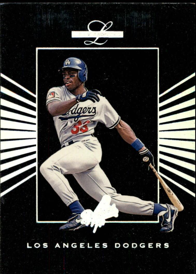 1994 Leaf Limited Rookies #65 Garey Ingram RC