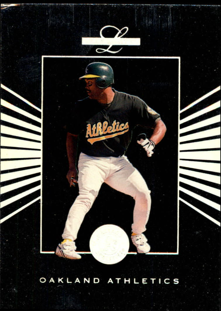 1994 Leaf Limited Rookies #75 Ernie Young RC