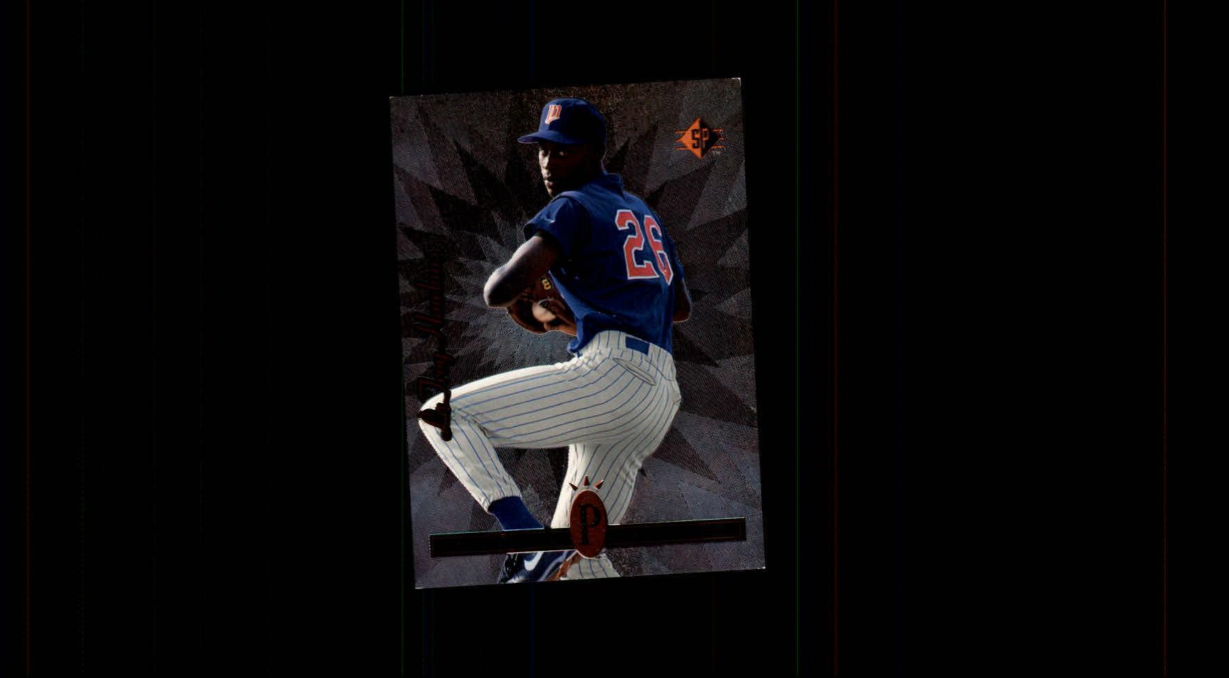 1994 SP #8 LaTroy Hawkins FOIL RC