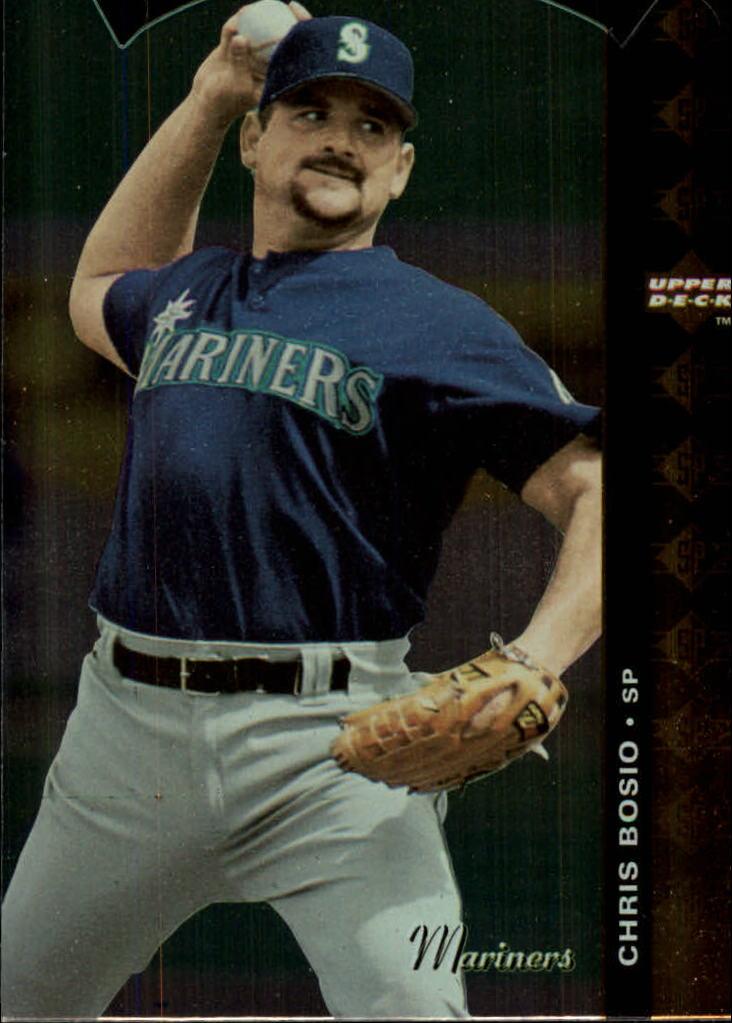 1994 SP Die Cuts #103 Chris Bosio