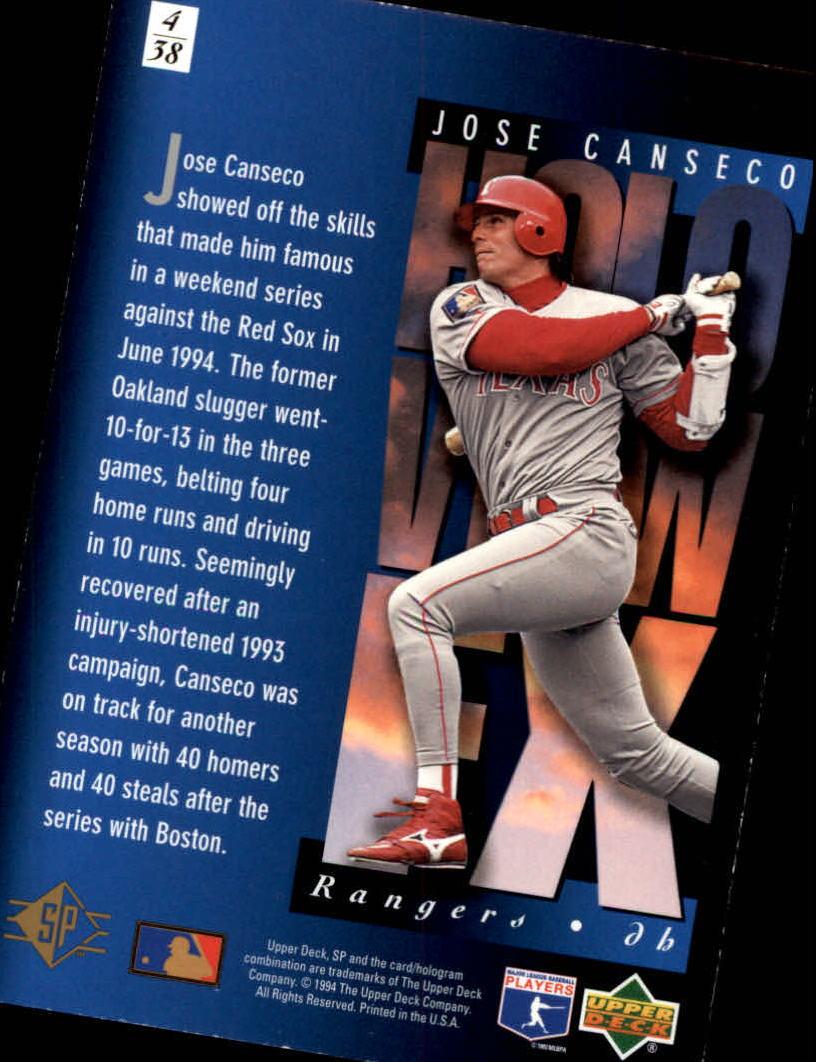 1994-SP-Holoviews-Baseball-1-38-Your-Choice-GOTBASEBALLCARDS thumbnail 9