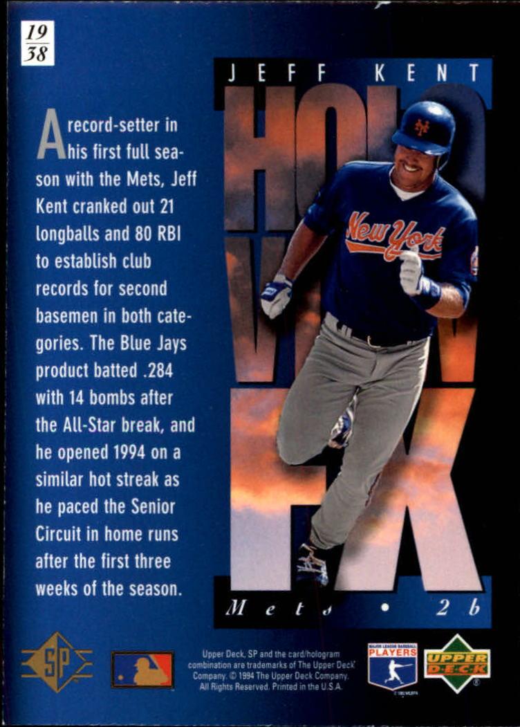 1994-SP-Holoviews-Baseball-1-38-Your-Choice-GOTBASEBALLCARDS thumbnail 31