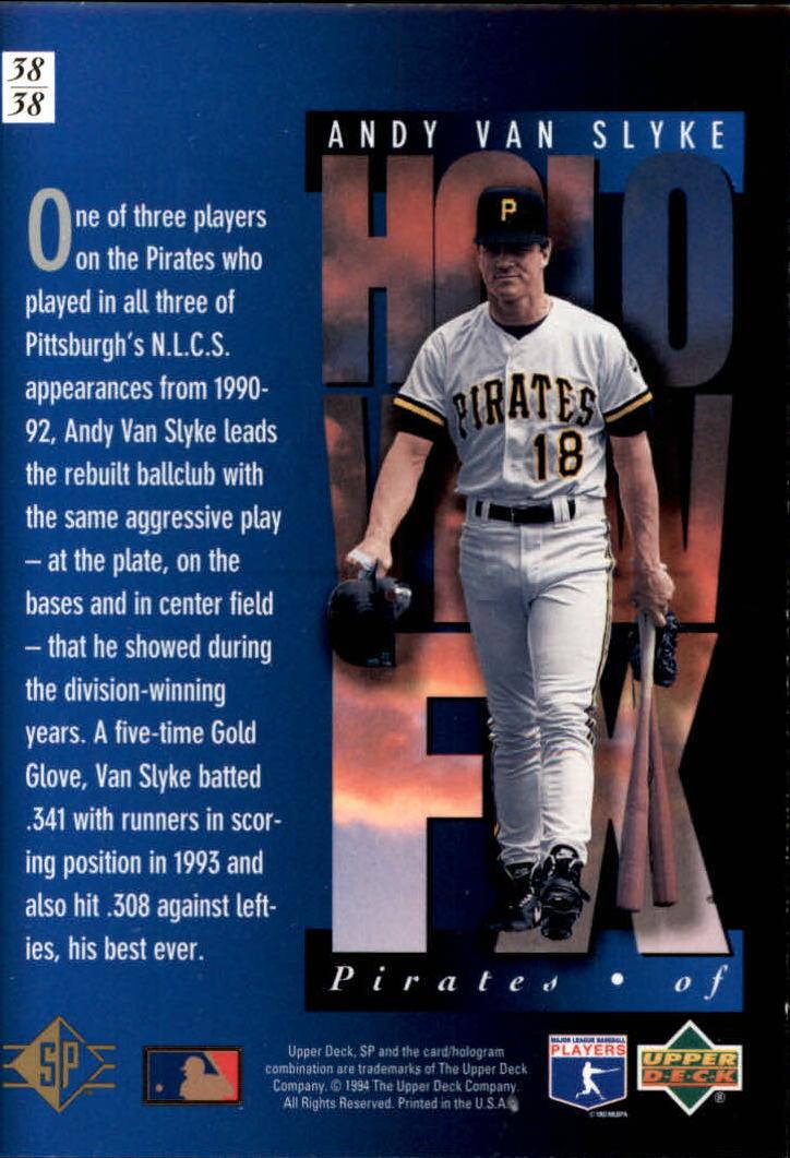 1994-SP-Holoviews-Baseball-1-38-Your-Choice-GOTBASEBALLCARDS thumbnail 65