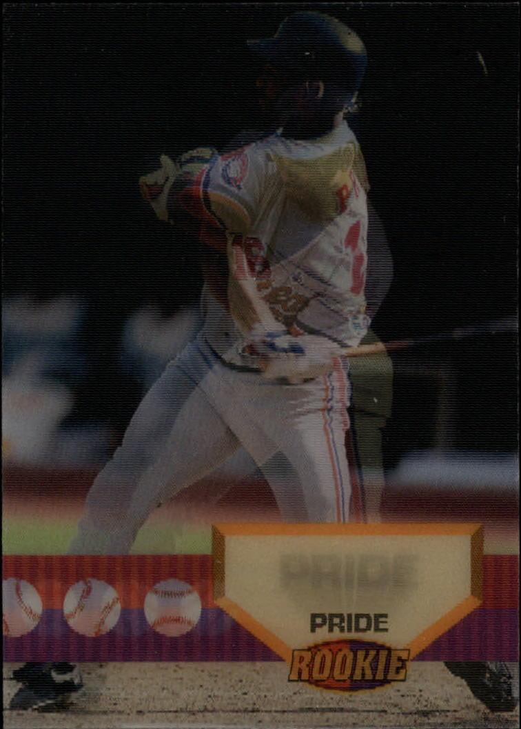 1994 Sportflics #167 Curtis Pride RC