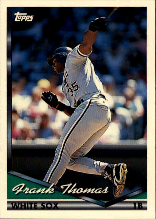 1994 Topps 270 Frank Thomas Nm Mt