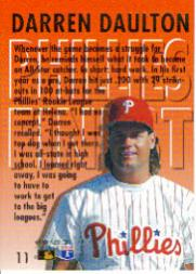 1994-Ultra-Phillies-Finest-Baseball-1-20-Your-Choice-GOTBASEBALLCARDS thumbnail 23