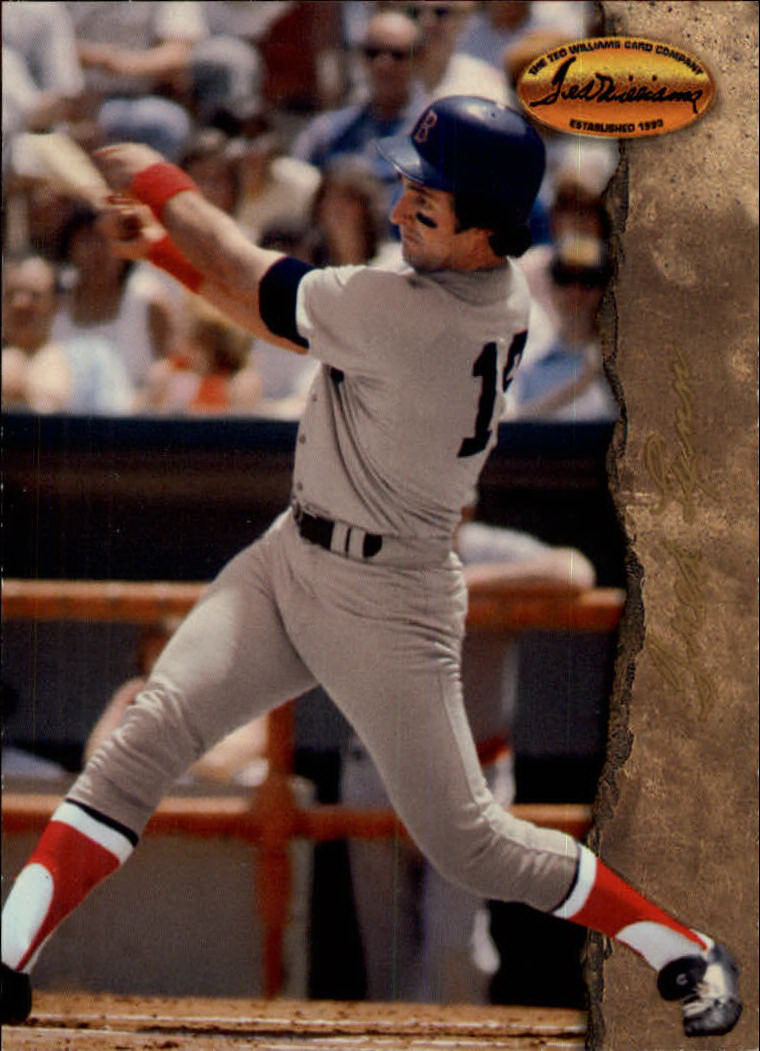 1994 Ted Williams #4 Fred Lynn