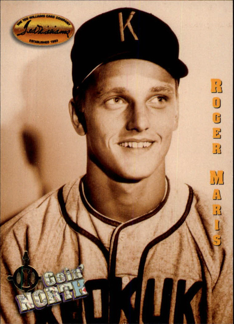 1994 Ted Williams #139 Roger Maris