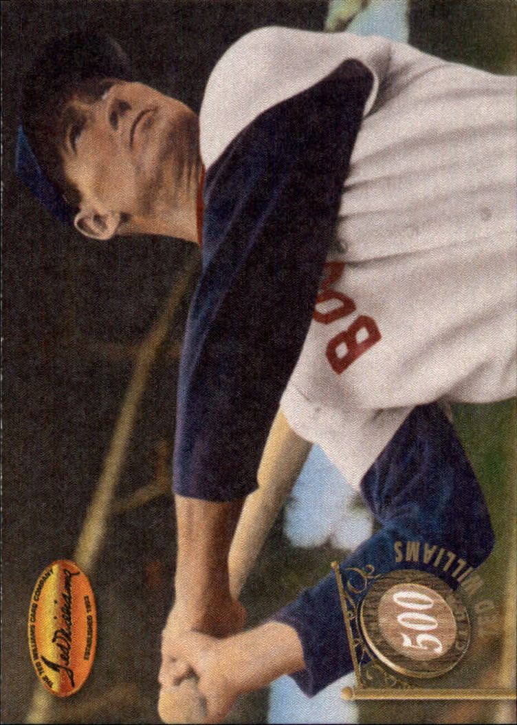 1994 Ted Williams 500 Club #8 Ted Williams