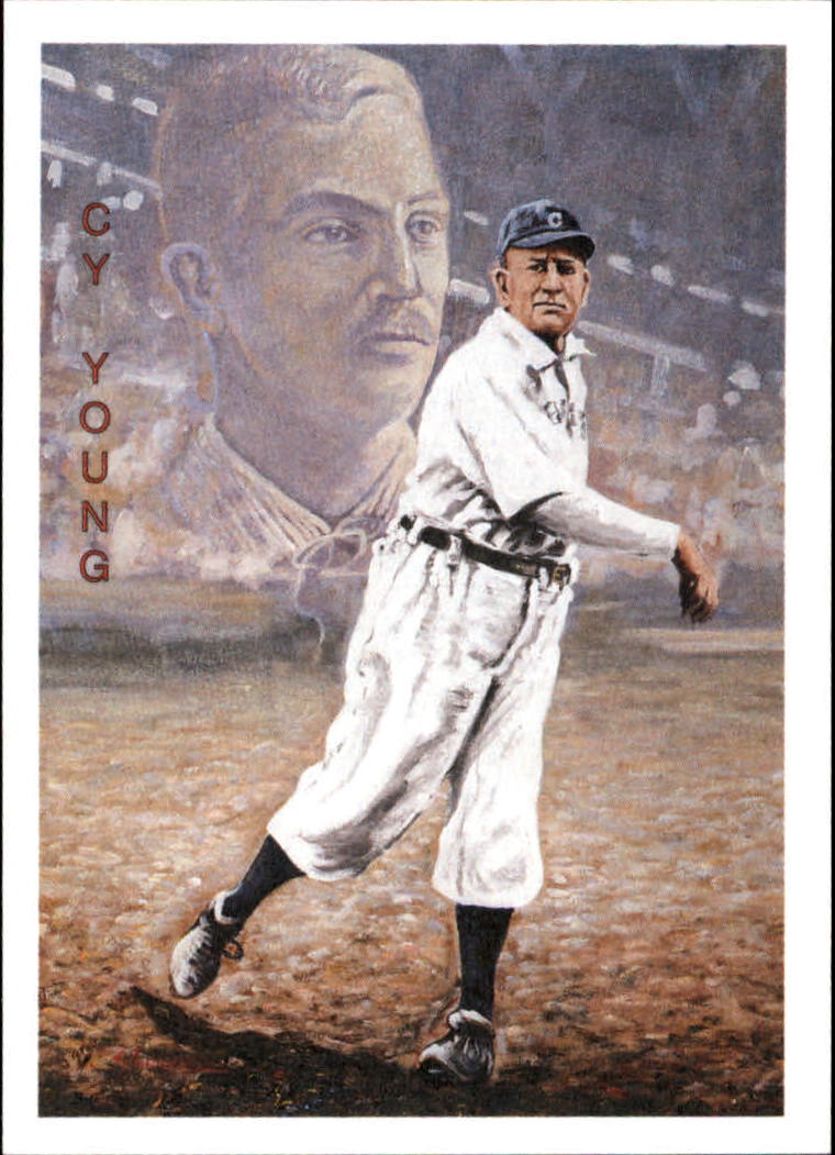 1994 Ted Williams Locklear Collection #LC18 Cy Young