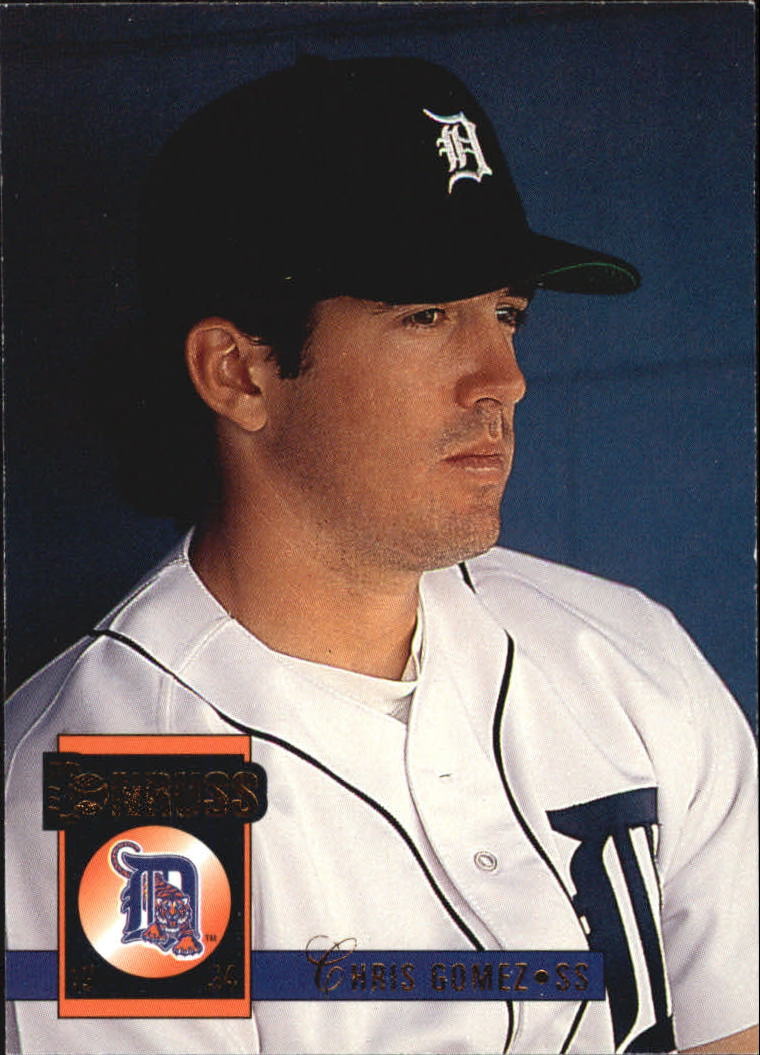 1994 Donruss #628 Chris Gomez