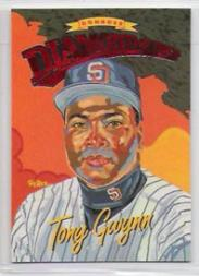 1994 Donruss Diamond Kings Jumbo #DK11 Tony Gwynn