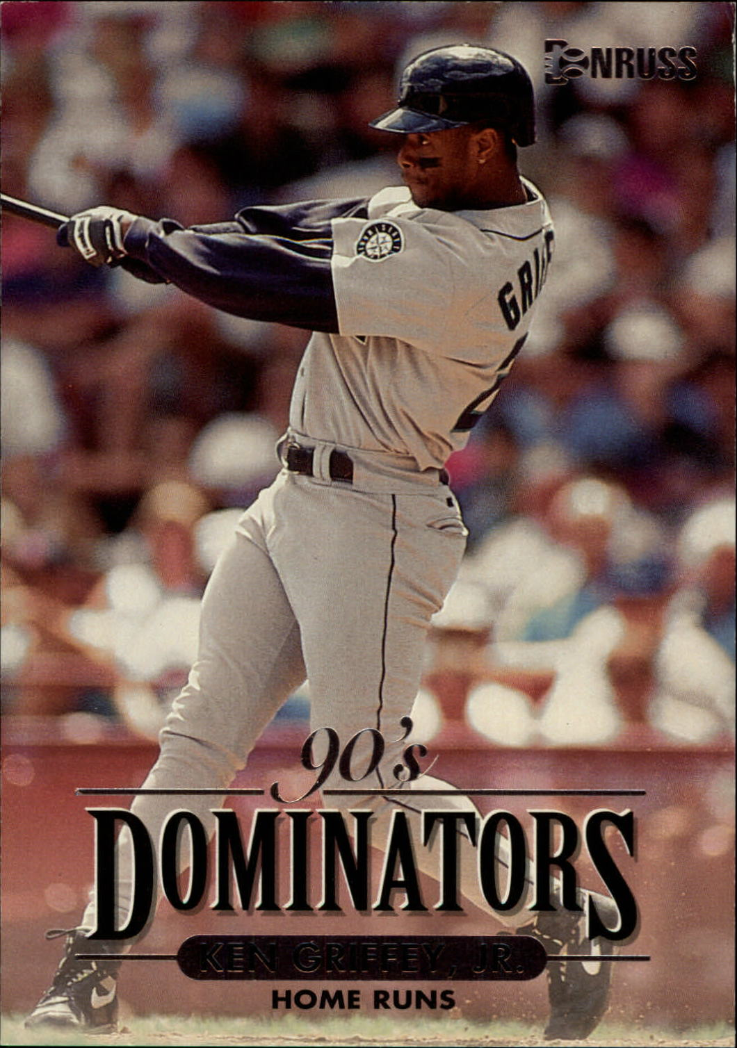 1994 Donruss Dominators Jumbos #A9 Ken Griffey Jr.