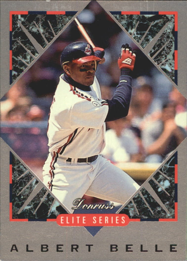 1994 Donruss Elite #40 Albert Belle