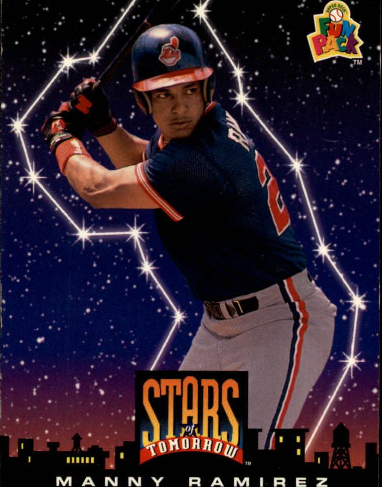 1994 Fun Pack #1 Manny Ramirez