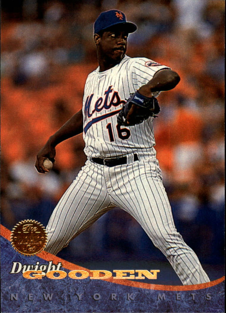 1994 Leaf #10 Dwight Gooden