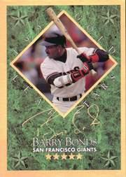1994 Leaf Gold Stars #2 Barry Bonds