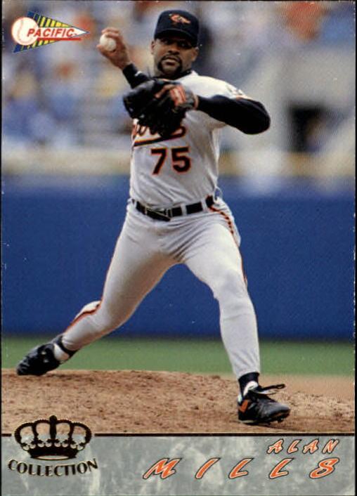 1994 Pacific #37 Alan Mills